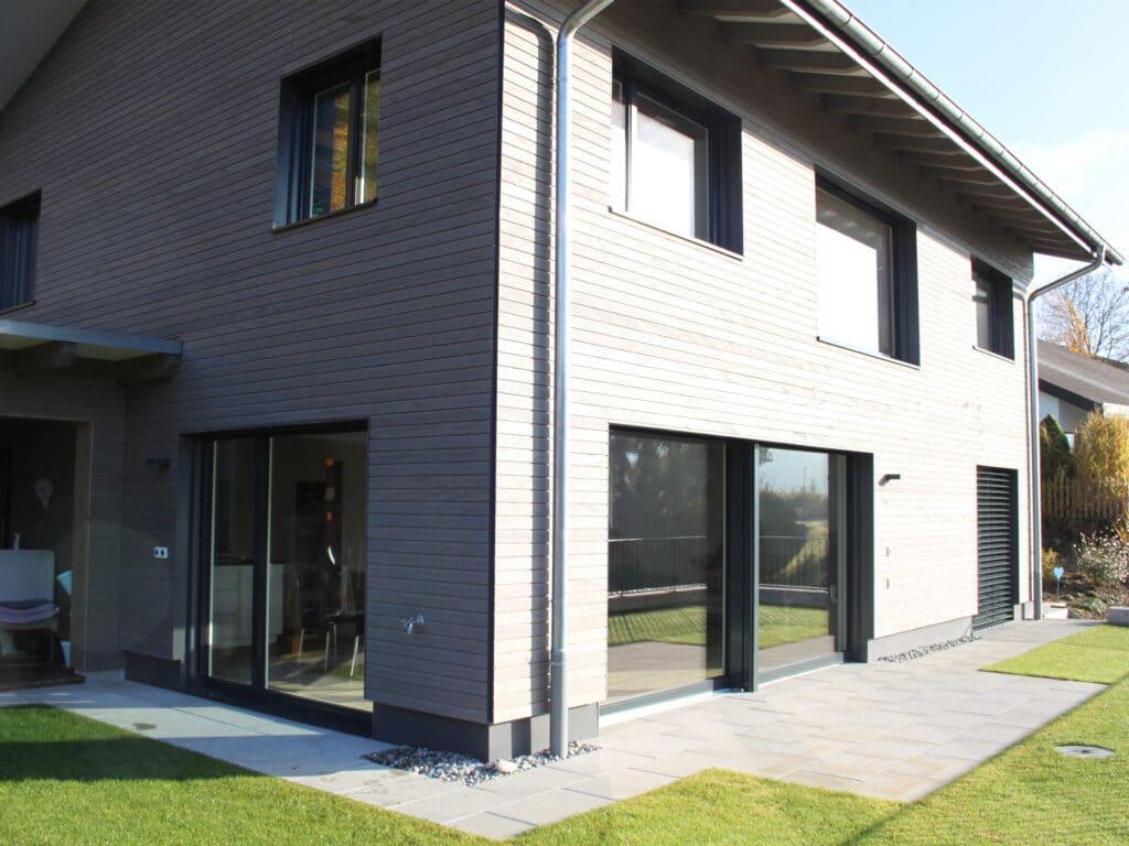 Holzbau Ellementhaus