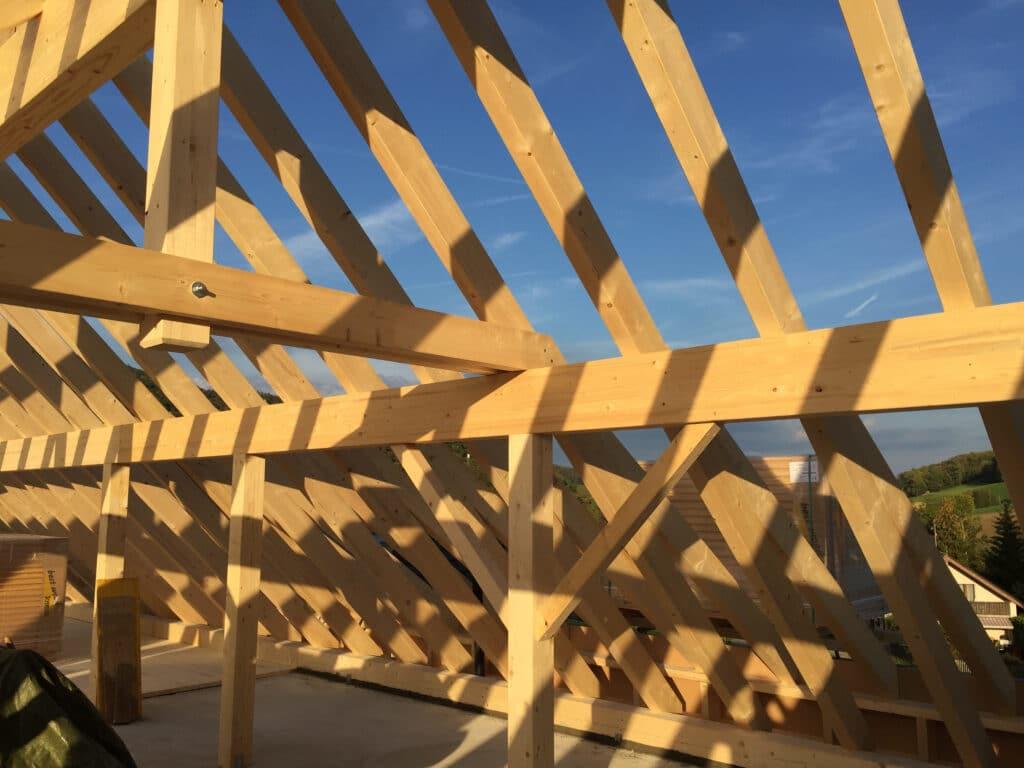 Zimmerei Dachstuhl